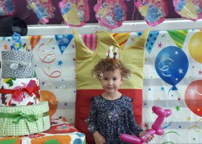 Niezapomniane urodzinki Janinki :)