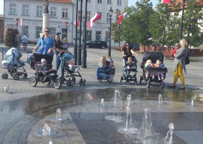 Wspólny spacerek – grupa Krasnoludki i Muchomorki