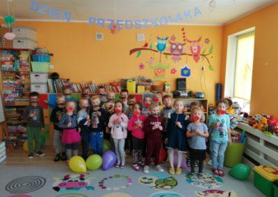 Każdy przedszkolak dobrze wie, że kiedy 20 wrzesień zbliża się, od najmłodszego, aż po starszaka, wszyscy świętują Dzień Przedszkolaka :)