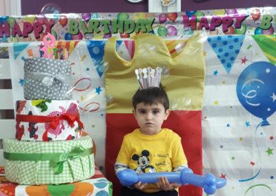 Niezapomniane urodzinki Krzysia :)