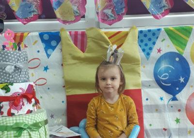Niezapomniane urodzinki Alinki :)