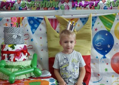 Niezapomniane urodziny Jeremiasza:)