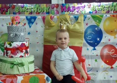 Niezapomniane urodzinki Ignasia :)