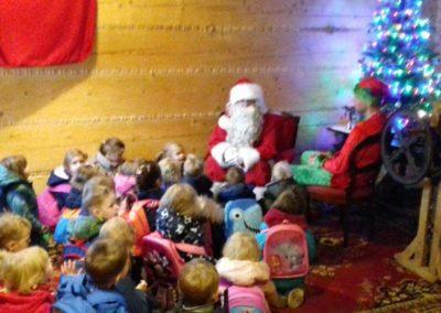 Wycieczka do Chatki  Świętego Mikołaja