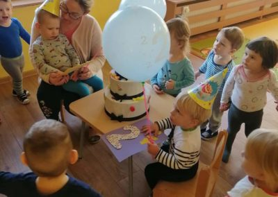 Urodziny Szymona i Macieja