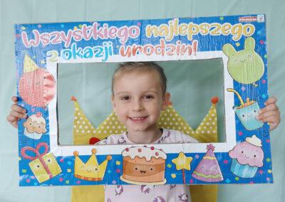 Biedronkowe PARTY dla Alinki :)