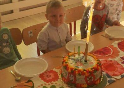 Urodzinki Kacperka :)