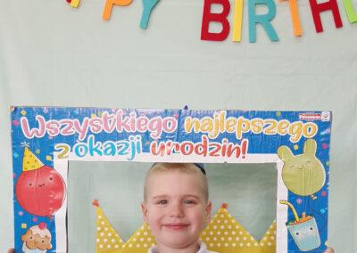Biedronkowe PARTY dla Ignasia :)