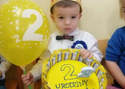 2 urodzinki Julusia