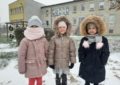 Syp nam biały śnieżku…