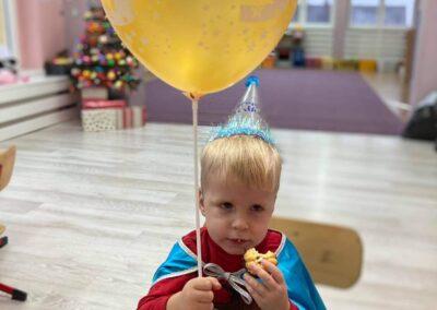 Urodziny Szymona :)