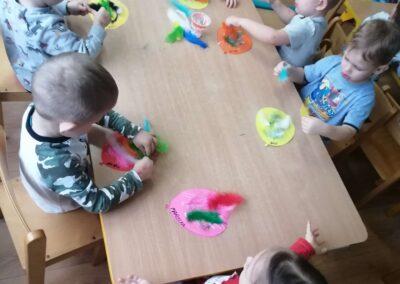 Karnawałowy balonik