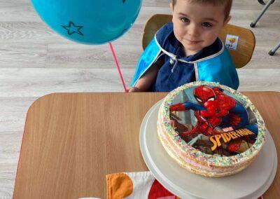 Urodziny Leona :)