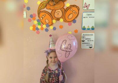 Urodzinki Dobrusi :)