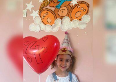 Urodzinki Marcelinki :)