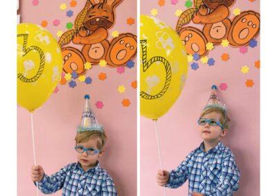 Urodziny Piotrusia :)