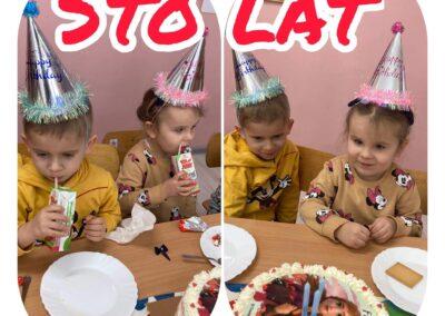 Urodzinki Wicia i Ady :)