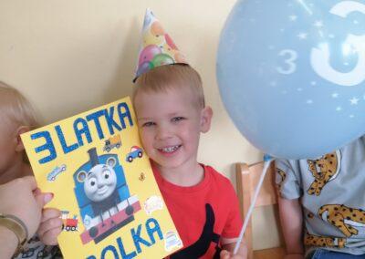3 urodzinki Bolusia