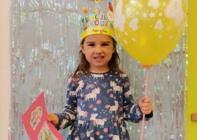 Urodzinki Marysi 😍🎂🎈4️⃣