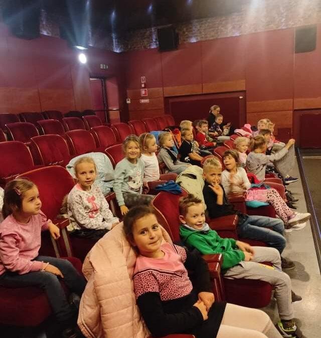 Z wizytą w kinie – PSI PATROL
