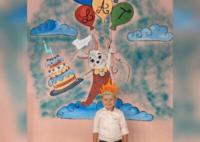 Urodziny Kacpra